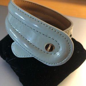 NWT leather bracelet